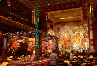Buddha Tooth Relic Temple and Museum Singapore